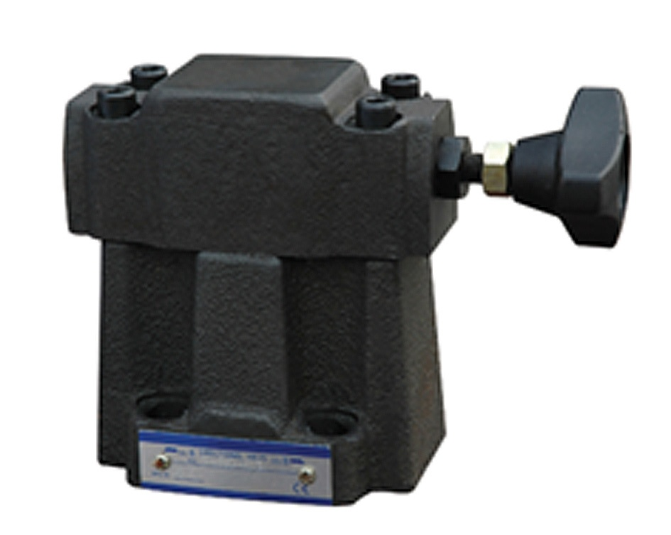 SBG-03 Low Noise Type Pilot Operated Relief Valves