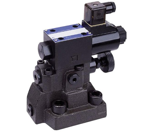BSG-03 Solenoid Controlled Relief Valves