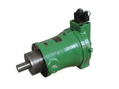 400BCY14-1B Batter Solution Proportional Control Variable Axial Piston Pump
