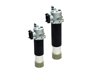RFB-25 series magnetic return filter with check valve