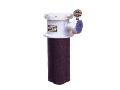 YLX-25 series suction filters on oil tank