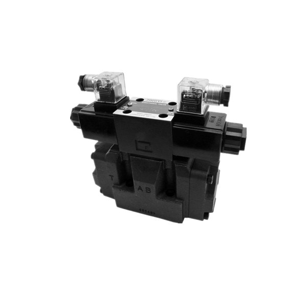 Yuken type DSHG-04/06/10 Solenoid controlled pilot operated directional control valves