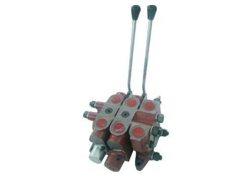 DL-F20 type multiple directional valve