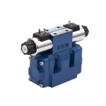 Rexroth type 4WEH Series Solenoid controlled pilot operated directional control velves
