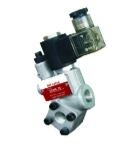 Cartridge solenoid check valve V2064-GT3-20-S-N-D24-DG-25