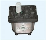 Single gear pump CBT-F316F3B