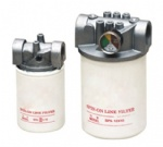 SP rotary return line filter